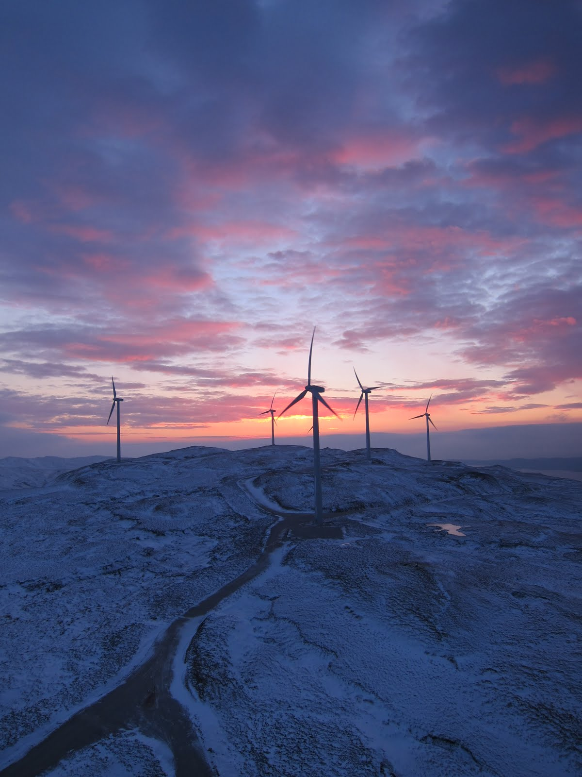 Ardrishaig Community Wind Farm 2015 Record Output